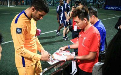 Hong Kong Prove Tough Against England Masters