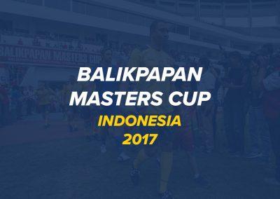 Balikpapan Masters Cup | Indonesia 2017