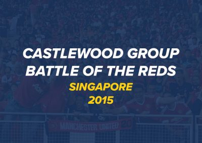 The Castlewood Group Battle of the Reds 2015 | Singapore
