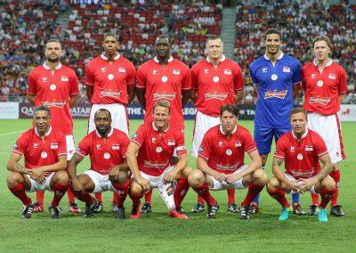 Masters Football Battle of Europe 2016