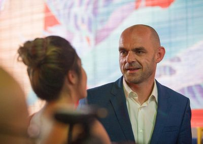 Danny Murphy visits Singapore for the SCC Soccer 7s
