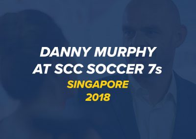 Danny Murphy Stars at SCC 7s | Singapore 2018