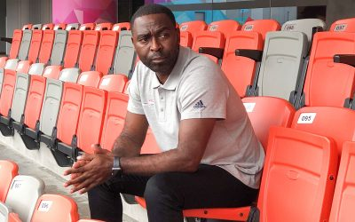 Q&A with Newcastle and Man United Legend Andy Cole