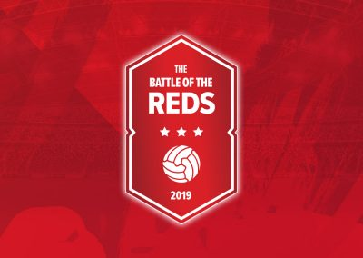 Battle of the Reds | Singapore 2019