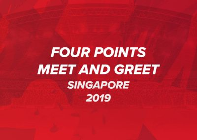 BOTR 2019 | Four Points Meet and Greet