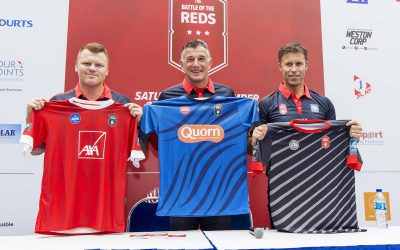 Gallery: Battle of the Reds 2019 Press Conference