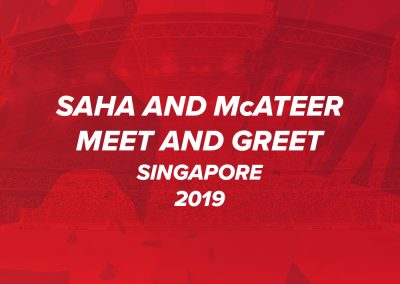 BOTR 2019 | Louis Saha and Jason McAteer Meet and Greet
