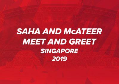 BOTR 2019 | Louis Saha and Jason McAteer Meet and Greet