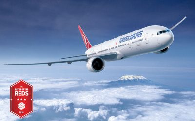 Score a trip to Europe with Turkish Airlines