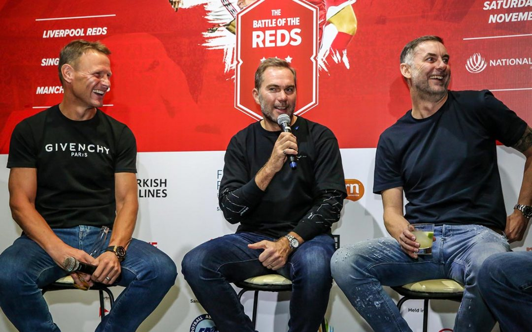 The Reds have Arrived: BOTR 2019 Day 1 Highlights