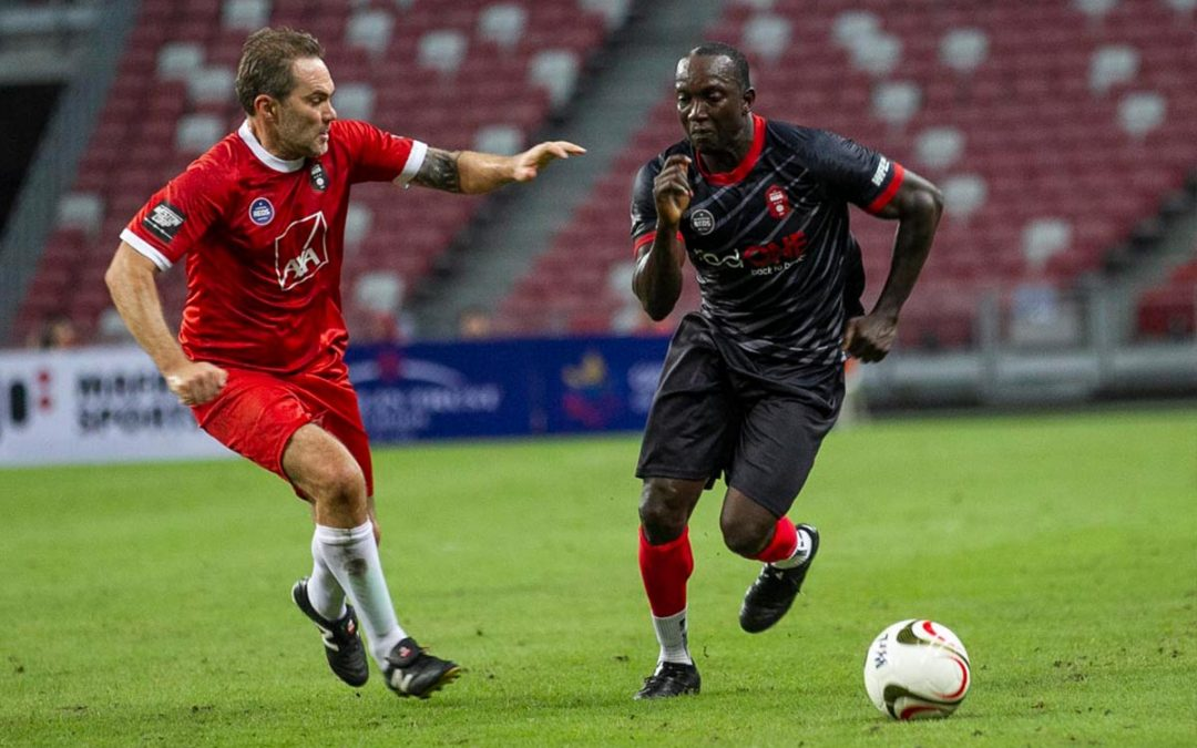 Dwight Yorke: 'I'm Looking Forward to Coming Back'