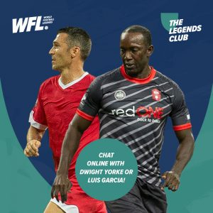 World Football Legends Zoom calls
