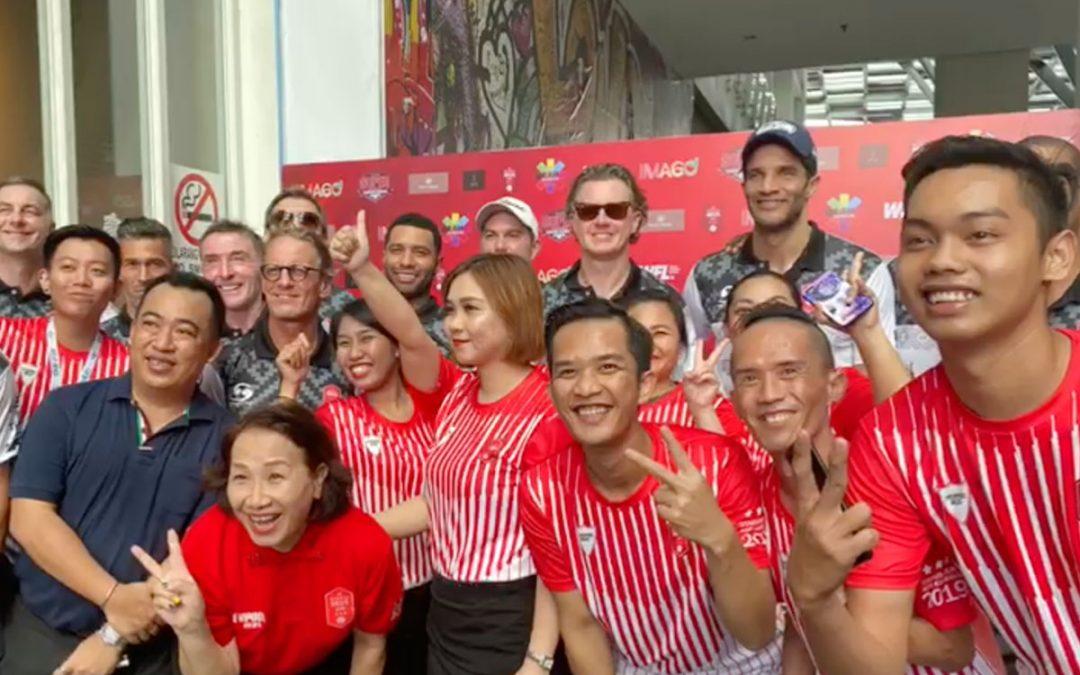 Throwback: World Football Legends Kota Kinabalu Tour