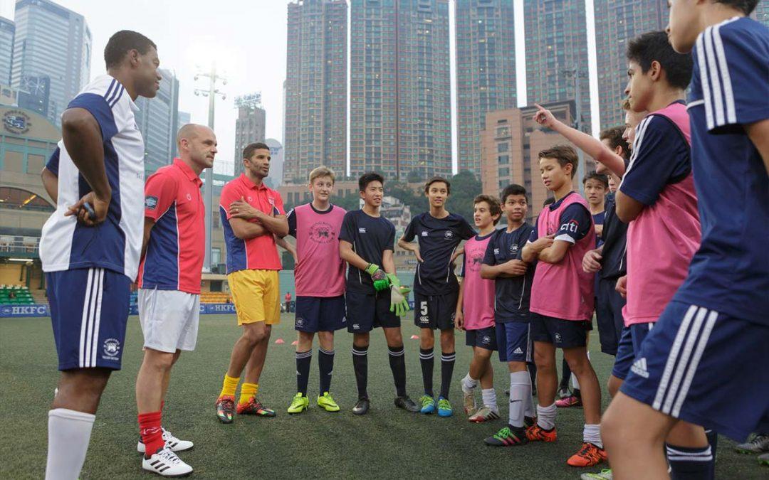 Throwback: World Football Legends in Hong Kong